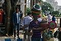 Hat vendor in Kolkata, 31 March 2019.jpg