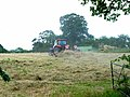 Haymaking near Doveridge - geograph.org.uk - 200457.jpg
