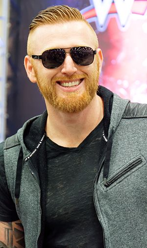 Heath Slater - Slater in March 2016