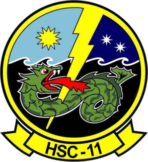 Helicopter Sea Combat Squadron 11 (United States Navy) United States Navy helicopter squadron