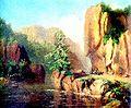 Henric Trenk - Peisaj de munte01.jpg