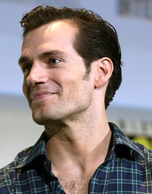 Henry Cavill - Cavill at the 2016 San Diego Comic-Con