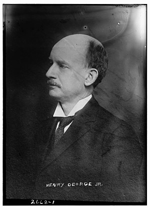 Henry George Jr. - Image: Henry George, Jr. c 96c 793b 08 o
