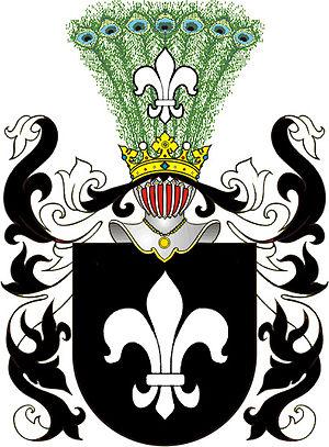 Korsak coat of arms - Image: Herb Korsak