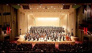 Wiener Singverein - Gewandhausorchester, Wiener Singverein, Herbert Blomstedt, NHK-Hall Tokio 2017