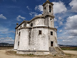 Hermitage of Nossa Senhora de Alcamé Catholic church in Portugal