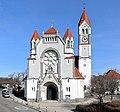 Hetzendorf (Wien) - Rosenkranzkirche (2).JPG