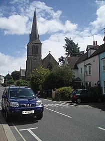 High St, Hurstpierpoint - geograph.org.uk - 1411025.jpg