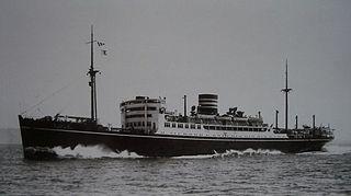 <i>Hikawa Maru</i>-class ocean liner