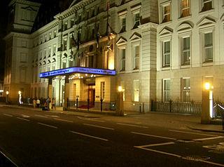hotel in London, UK