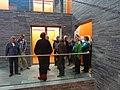 Hilversum-Nieuwjaarsborrel WMNL 2015 bij Beeld en Geluid (3).JPG