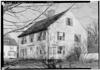 Welles-Shipman-Ward House United States historic place