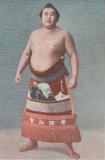 Hitachiiwa Eitarō Sumo wrestler