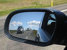 Asferische Spiegel Auto.Achteruitkijkspiegel Wikipedia