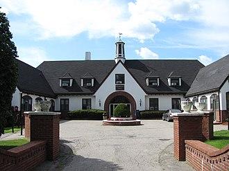 Mount Ida College - Holbrook Hall