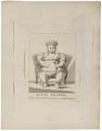 Homo sapiens - Overgewicht - 1700-1880 - Print - Iconographia Zoologica - Special Collections University of Amsterdam - UBA01 IZ19600162.tif