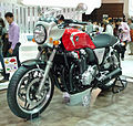 Honda CB1100 Customize Concept at the TMS 2009-1.JPG
