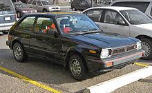 honda civic 1983
