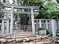 Honda Clan's Graves in Senyō-ji.jpg
