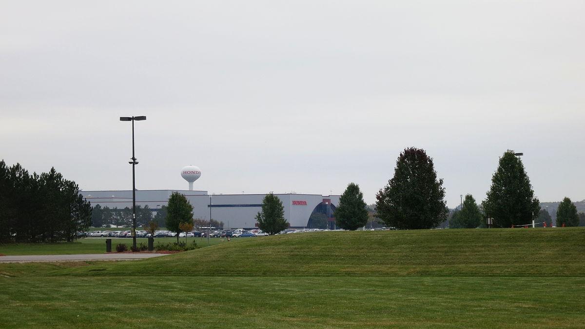 East liberty auto plant wikipedia for Honda east liberty ohio