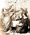 Honoré Daumier lithographie parue dans Le Charivari en 1848..jpg