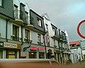 "Hotel ""Korona"" od ul. Bankowej - panoramio.jpg"