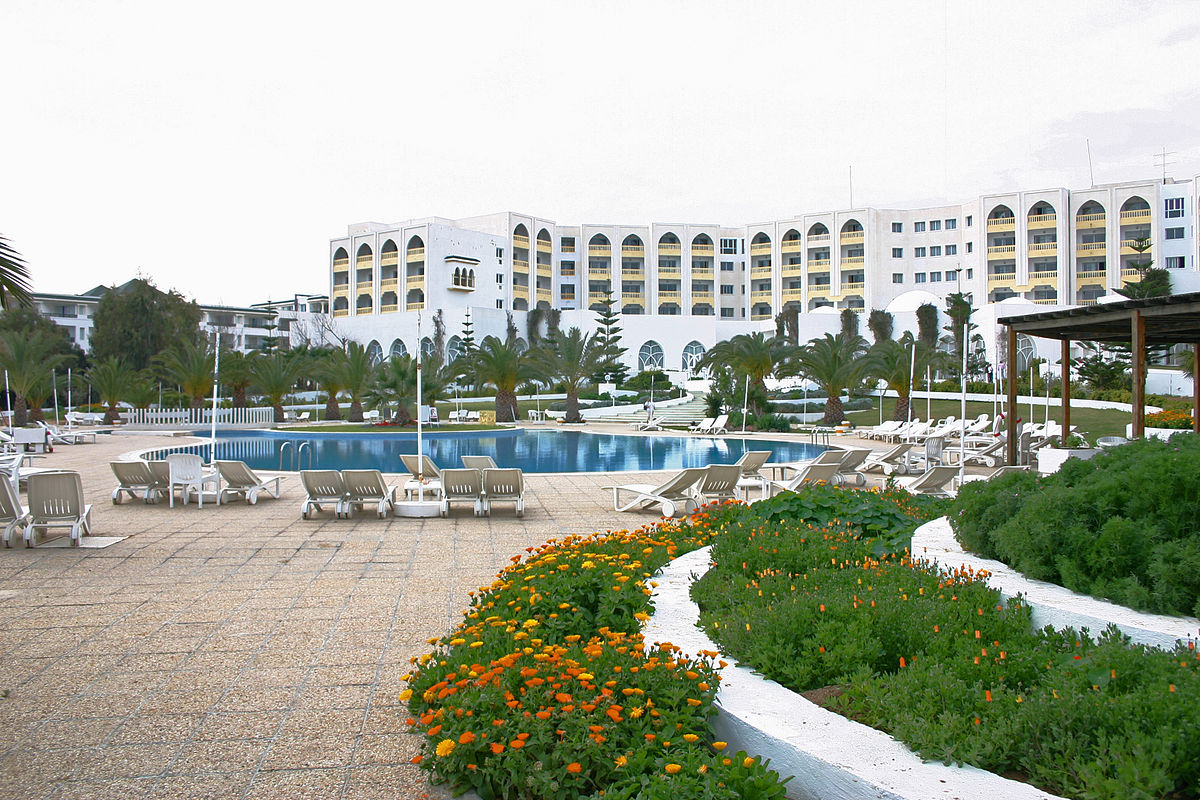 Marhaba Beach Hotel Soube All Inclusive