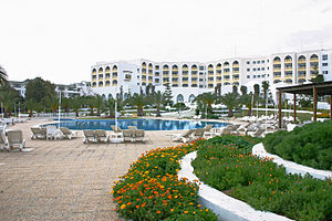 2015 Sousse attacks - Image: Hotel Pool (375738567)