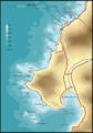 Hout Bay and Oudekraal dive sites.png