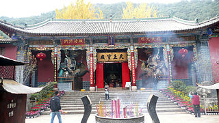 Huating Temple 04