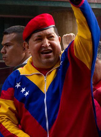 Chavismo - Hugo Chávez, President of Venezuela (1999–2013) in 2012