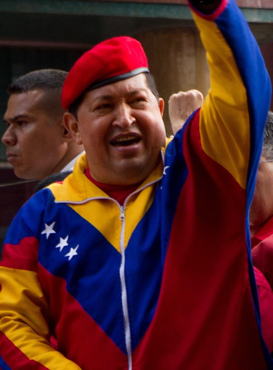 Hugo Chávez 2012