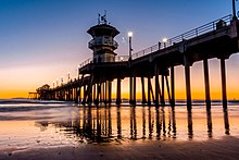 Huntington Beach Pier Wikipedia