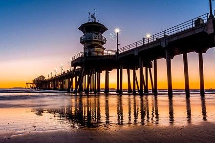 Huntington Beach Pier Wikiwand