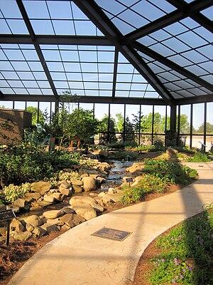 Image of Huntsville Botanical Garden: http://dbpedia.org/resource/Huntsville_Botanical_Garden