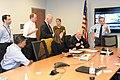 Hurricane Joaquin press conference at MEMA (21266011083).jpg