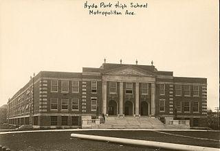 Hyde Park High School (Massachusetts) Public high school in the United States