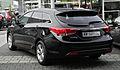 Hyundai i40cw 1.7 CRDi Style – Heckansicht, 10. September 2011, Düsseldorf.jpg