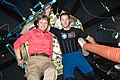 ISS-50 Peggy Whitson and Thomas Pesquet inside the BEAM.jpg
