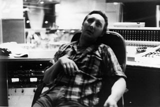 Iain Burgess British record producer