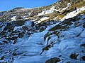 Ice covered Zig Zag path on Yr Wyddfa-Snowdon - geograph.org.uk - 275066.jpg