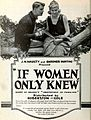 If Women Only Knew (1921) - Ad 1.jpg