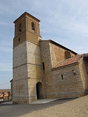 Iglesia de San Román de Hornija - Vista general 3.jpg