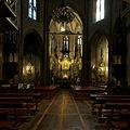 Iglesia de San Saturnino, Pamplona. Interior.jpg