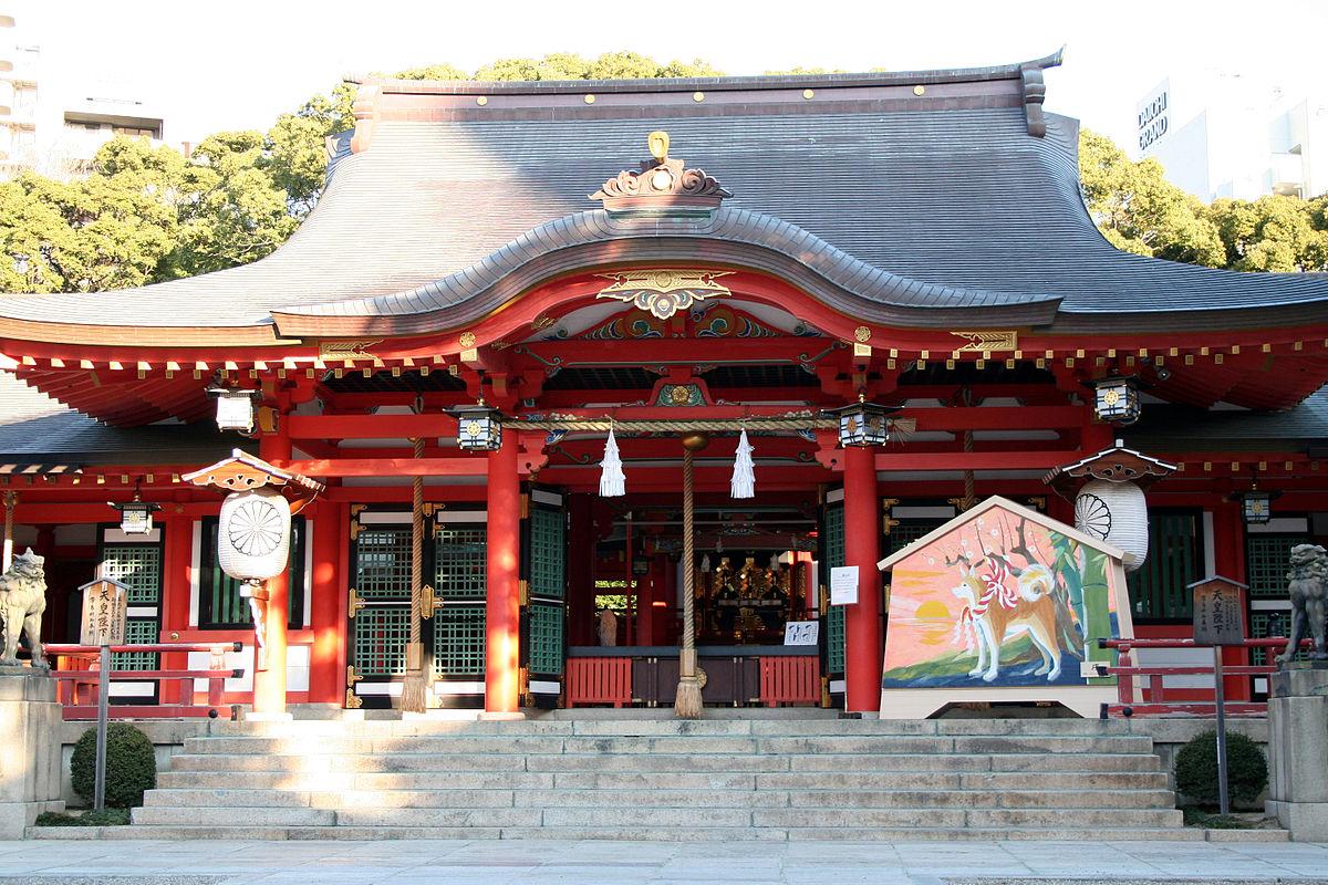 Ikuta Shrine - Wikipedia