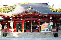 Ikuta Shrine honden.jpg