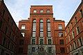 Il Palazzo dei Sindacati, ora Camera del Lavoro, Milano. Veduta prospettica della facciata (1930-1933).jpg