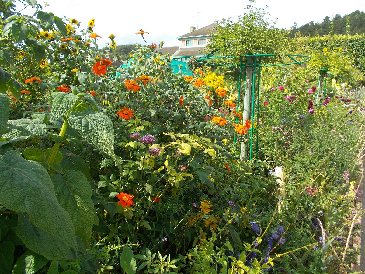 Giardino Di Una Casa file:il giardino della casa di monet - panoramio (2)