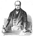 Illustrirte Zeitung (1843) 08 117 1 Sauzet, Präsident der Deputirtenkammer.PNG