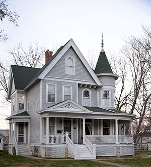 National Register of Historic Places listings in Henry County, Iowa